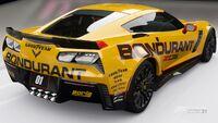 FH4 Corvette 15 Bondurant Rear