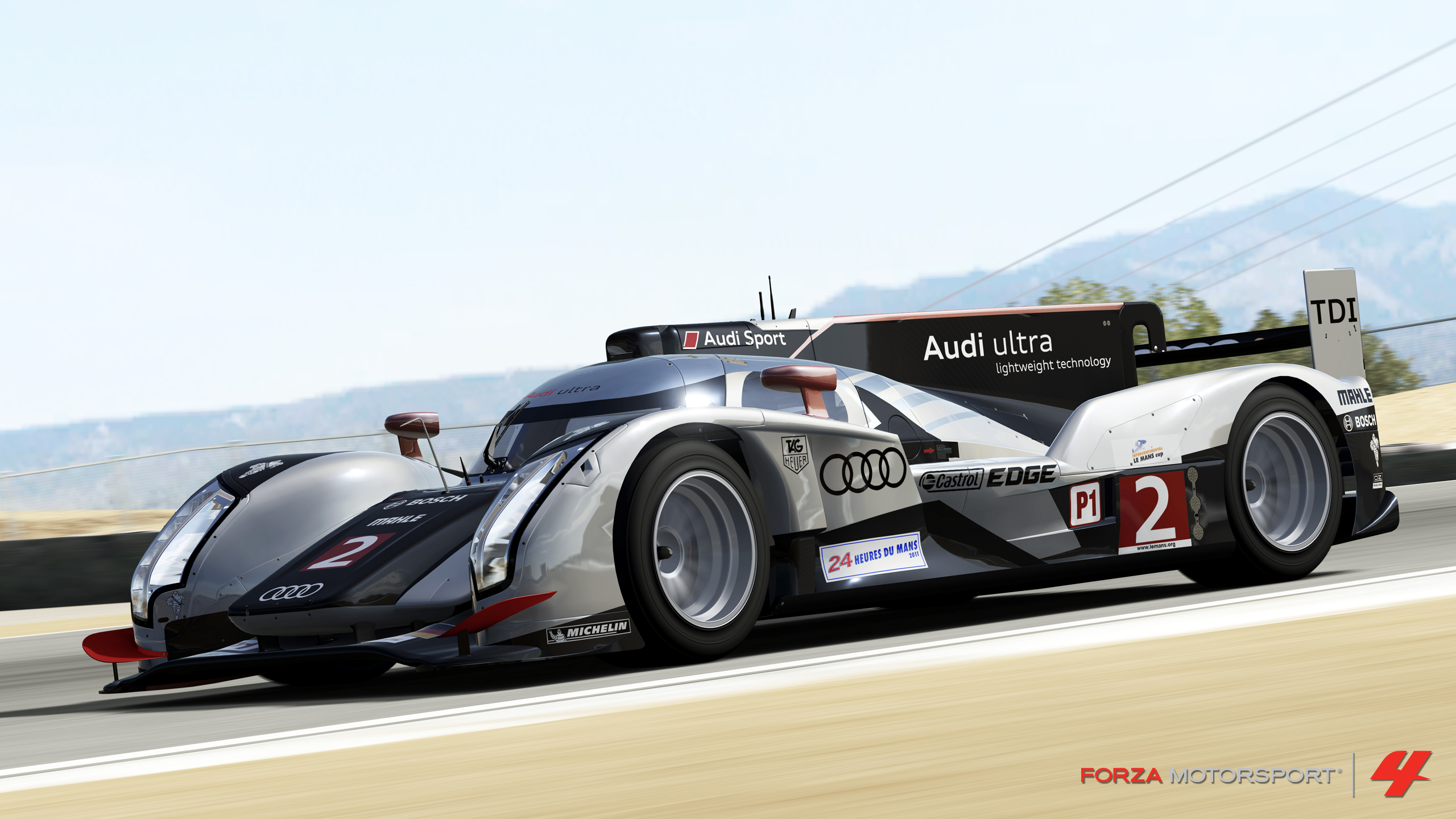Forza Motorsport 4/February American Le Mans Series Pack