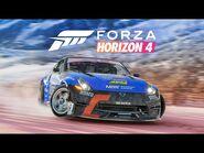 Forza Horizon 4 - Series 27 - 2018 Formula Drift 64 Nissan 370Z