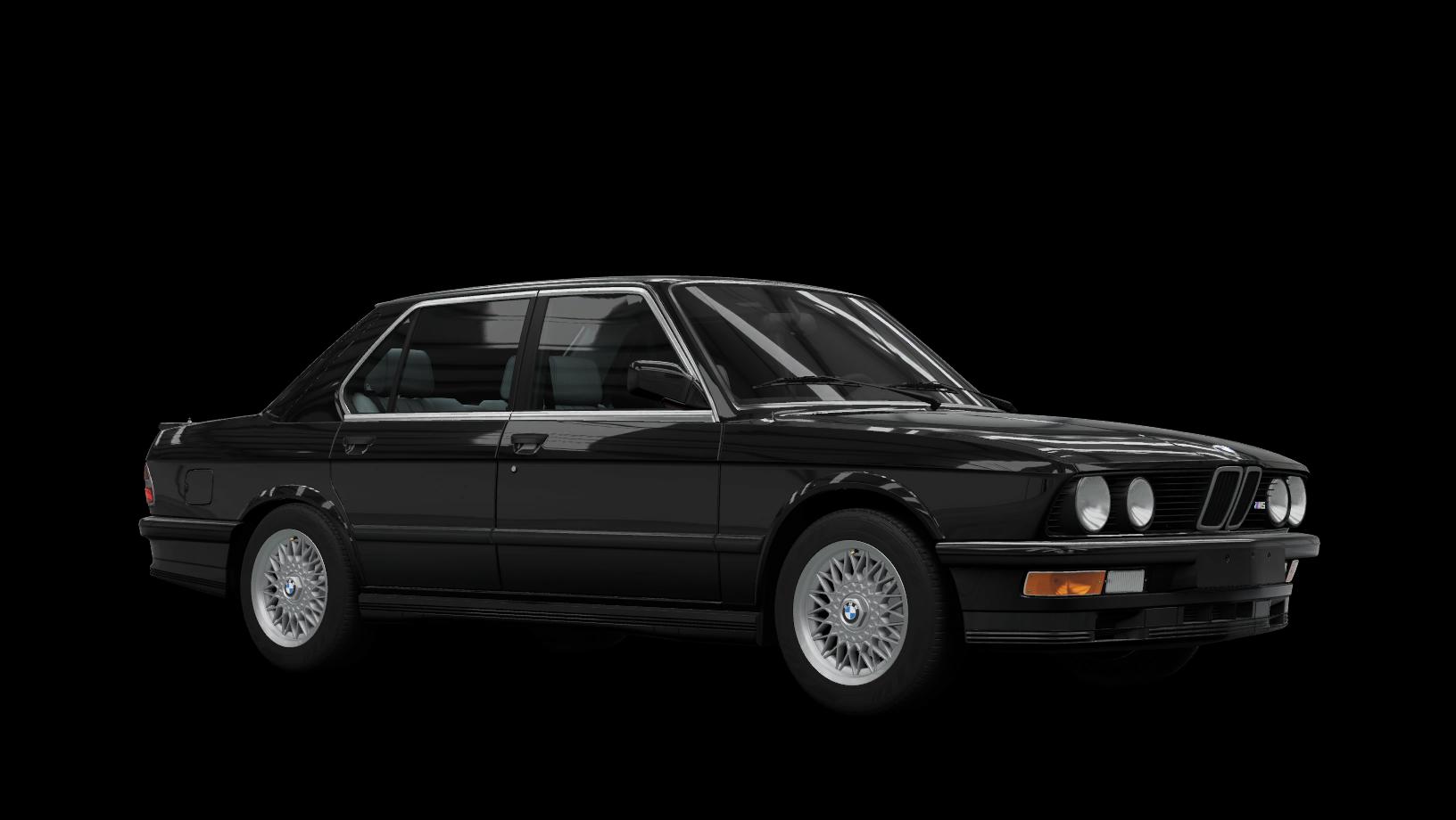 BMW M5 (1988)