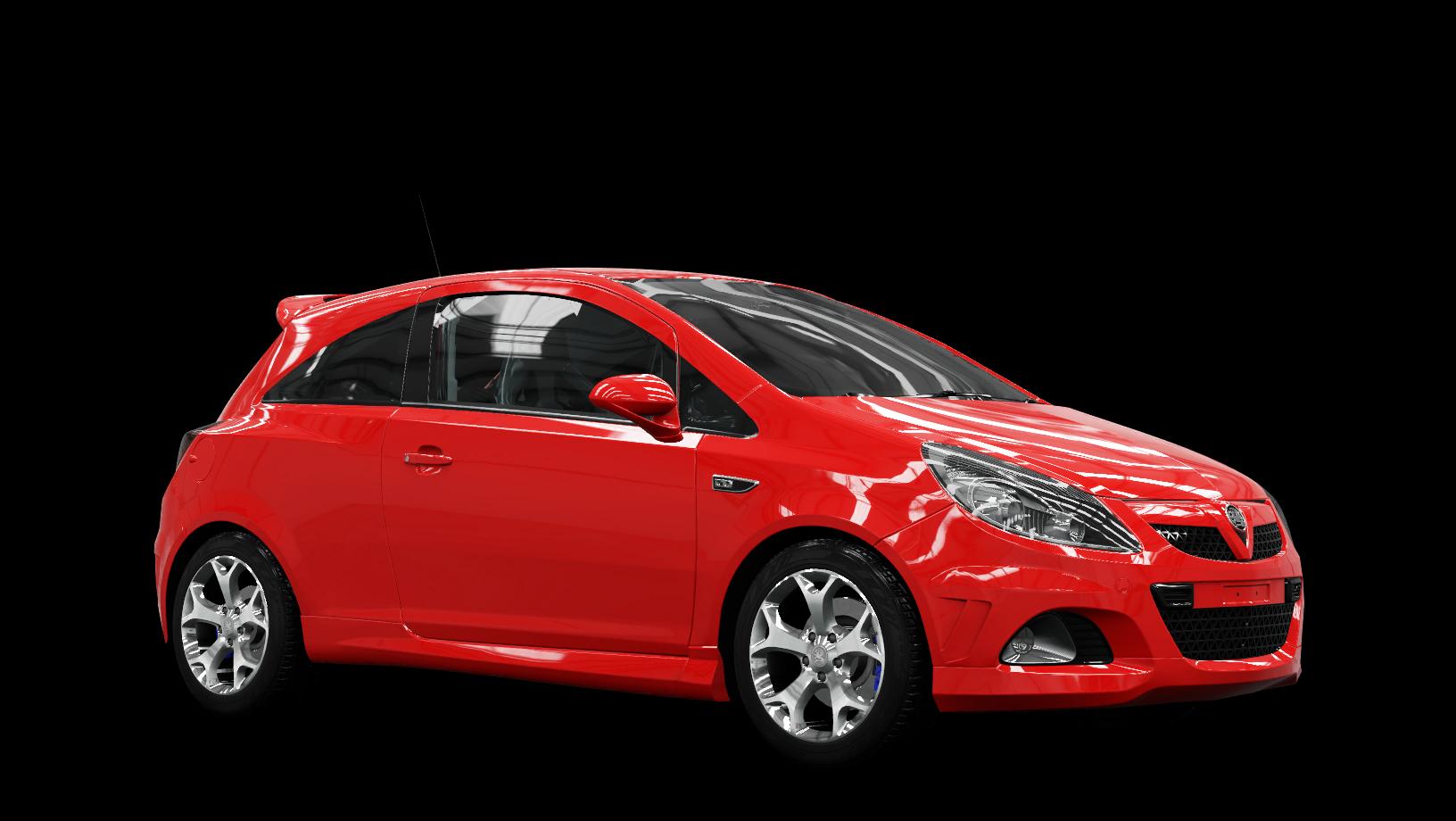 Vauxhall Corsa VXR (2009)