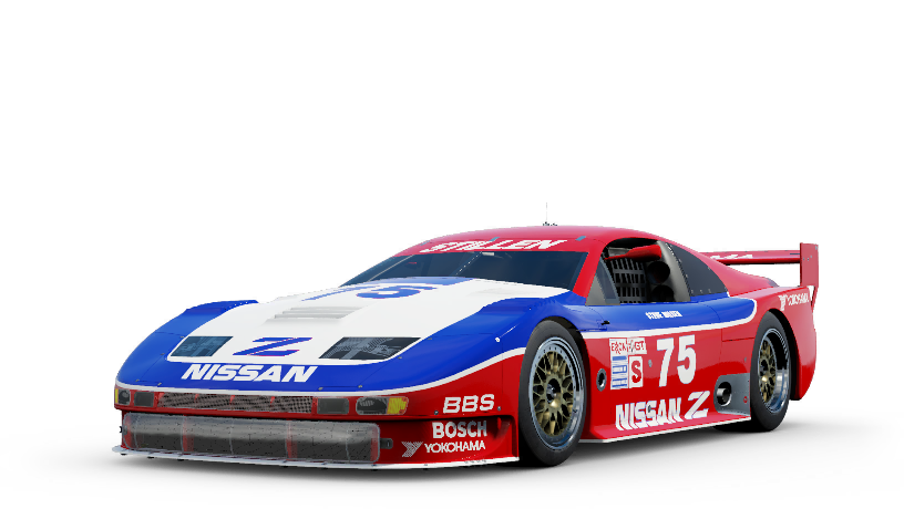 Nissan 75 Cunningham Racing 300ZX