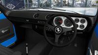 FH3 Ford Escort 73 Interior