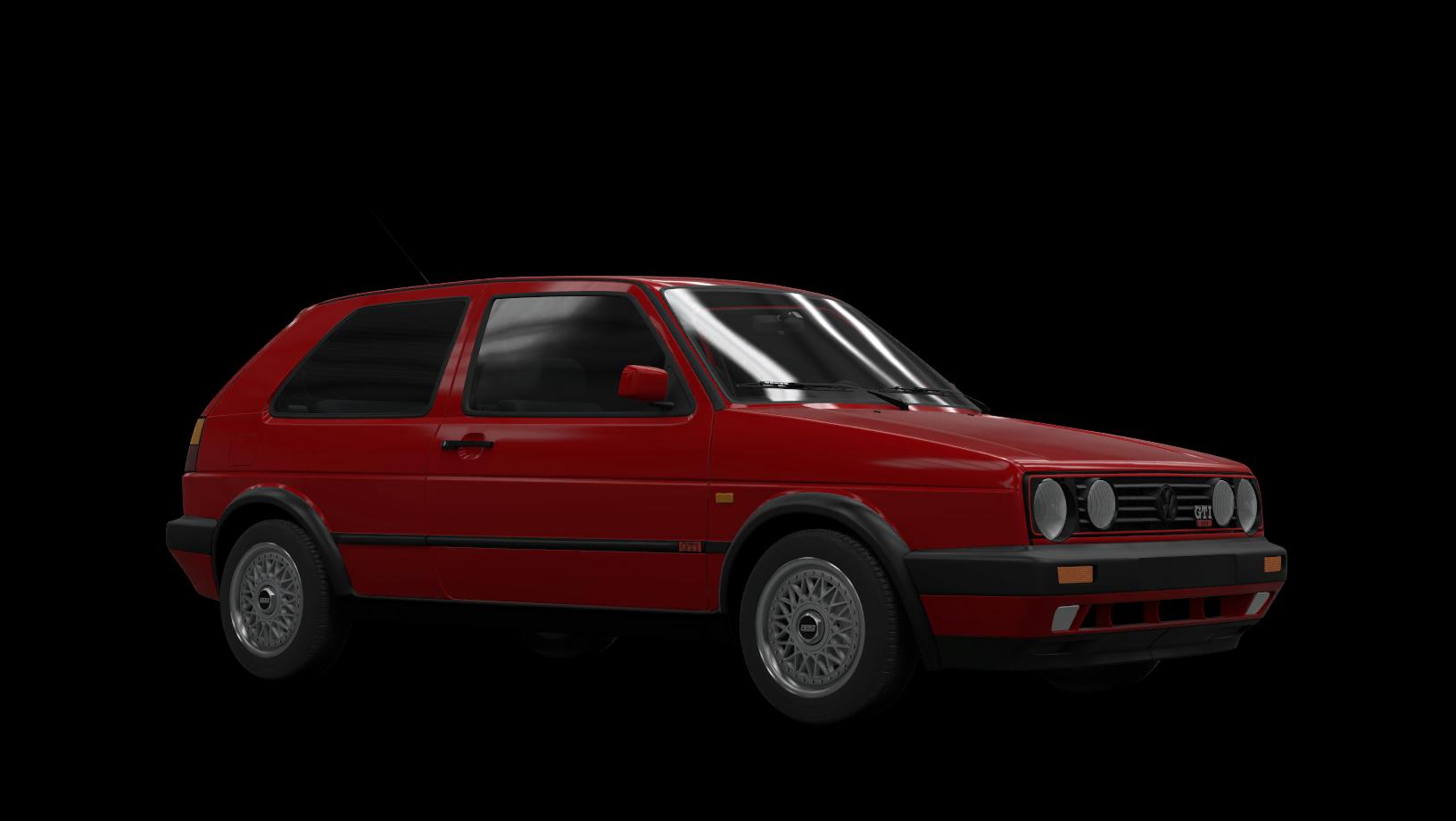 Volkswagen Golf Gti 16v Mk2