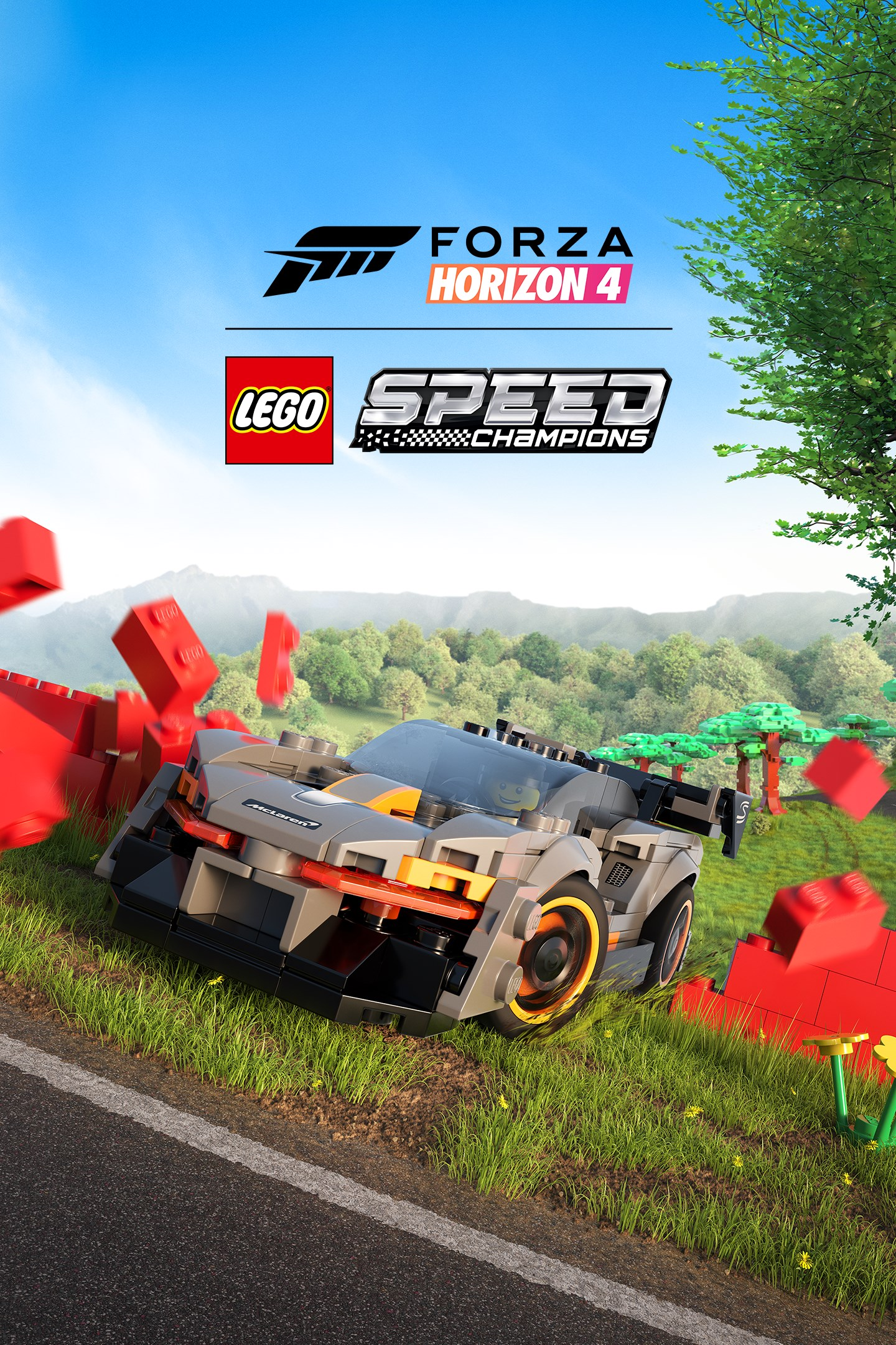 Forza Horizon 4/LEGO Speed Champions