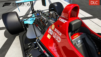 The Chevrolet #30 Douglas Shierson Racing Lola T90/00 in Forza Motorsport 6