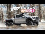 Forza Horizon 4 - Series 28 - 2019 Hennessey VelociRaptor 6X6