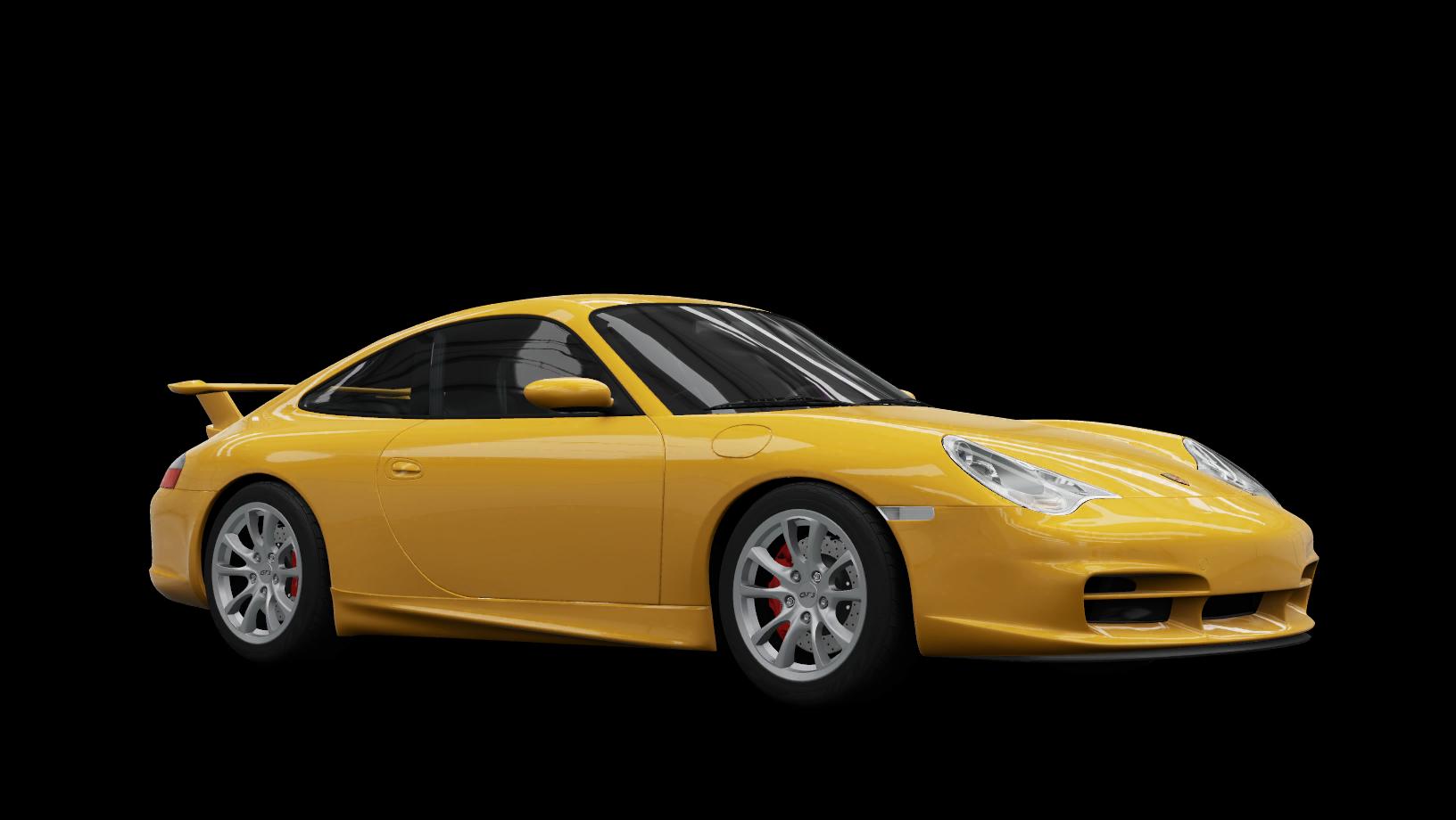 Porsche 911 GT3 (2004)