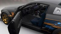 FH4 Hot Wheels Ford Mustang Interior2