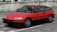 FM4 Honda CRX SiR
