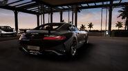 FS M-B AMG GT R Rear