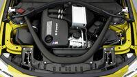FH3 BMW M4 Engine