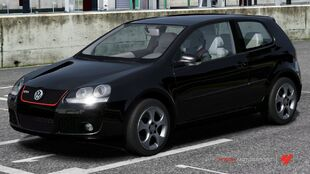 Volkswagen Golf GTi in Forza Motorsport 4