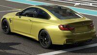 FM7 BMW M4 14 Rear