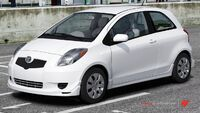 FM4 Toyota Yaris S