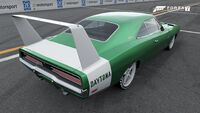 FM7 Dodge Charger Daytona 69 FE Rear