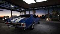 FS Chevy Chevelle 70 Rear