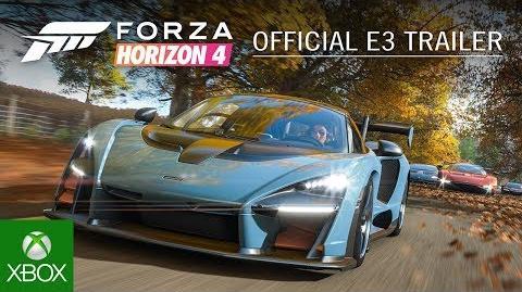 Forza Horizon 4 - E3 2018 - Announcement Trailer