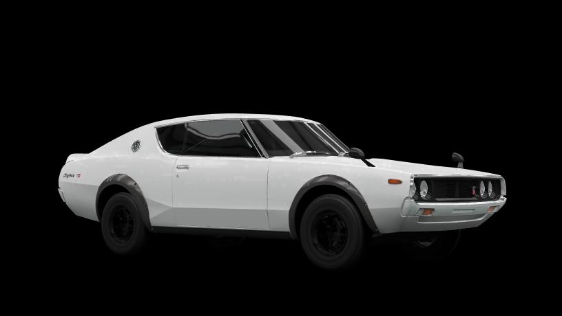Nissan Skyline H/T 2000GT-R