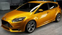 FM6A Ford Focus ST Front