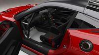 FH4 Ferrari 599XX Evolution Interior