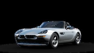 BMW Z8 in Forza Motorsport 7