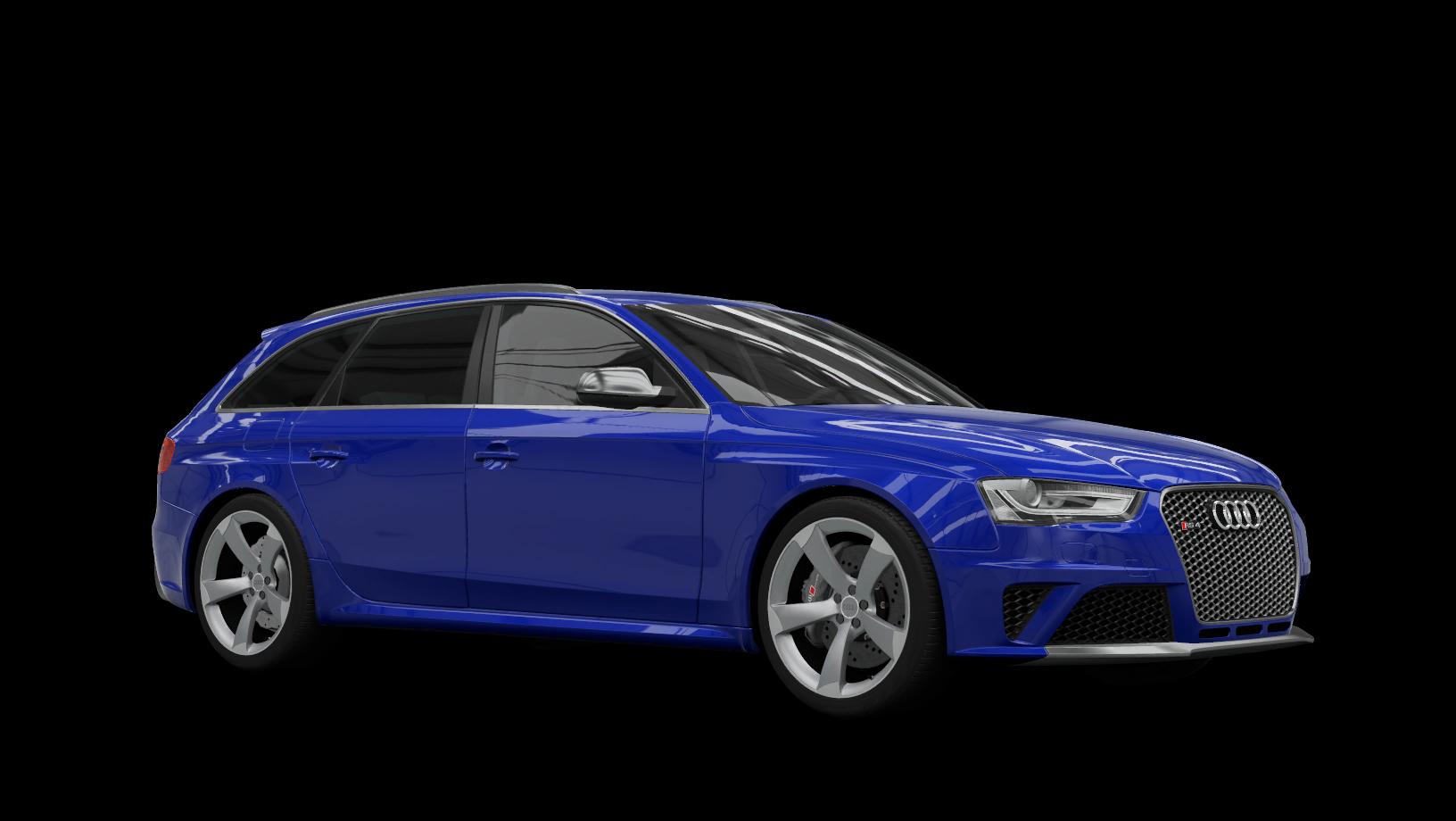 Audi RS 4 Avant (2013)