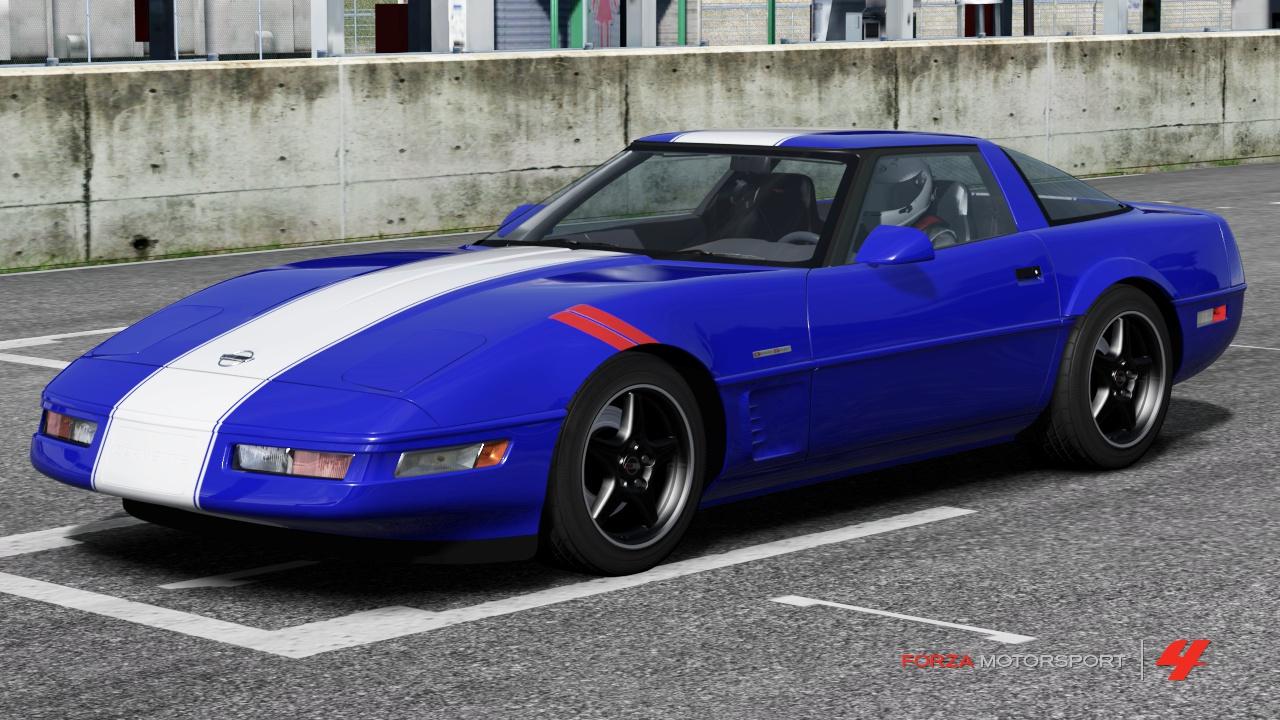 Chevrolet Corvette Grand Sport (1996)