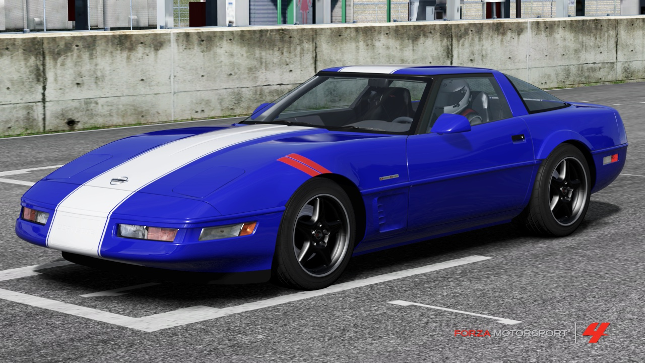 Chevrolet Corvette Grand Sport 1996 Forza Wiki Fandom
