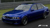 FM7 BMW M5 03 Front