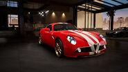 FS Alfa Romeo 8C Front