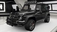 FH4 M-B G 65 Upgrade Front