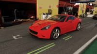 FM7 Ferrari California Front