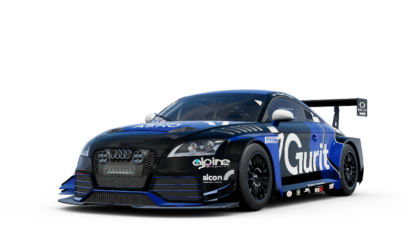 Audi 17 Rotek Racing TT RS