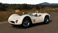 FH2 Maserati Tipo61