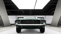 FH4 Ford Mustang Fastback Street Front Bumper