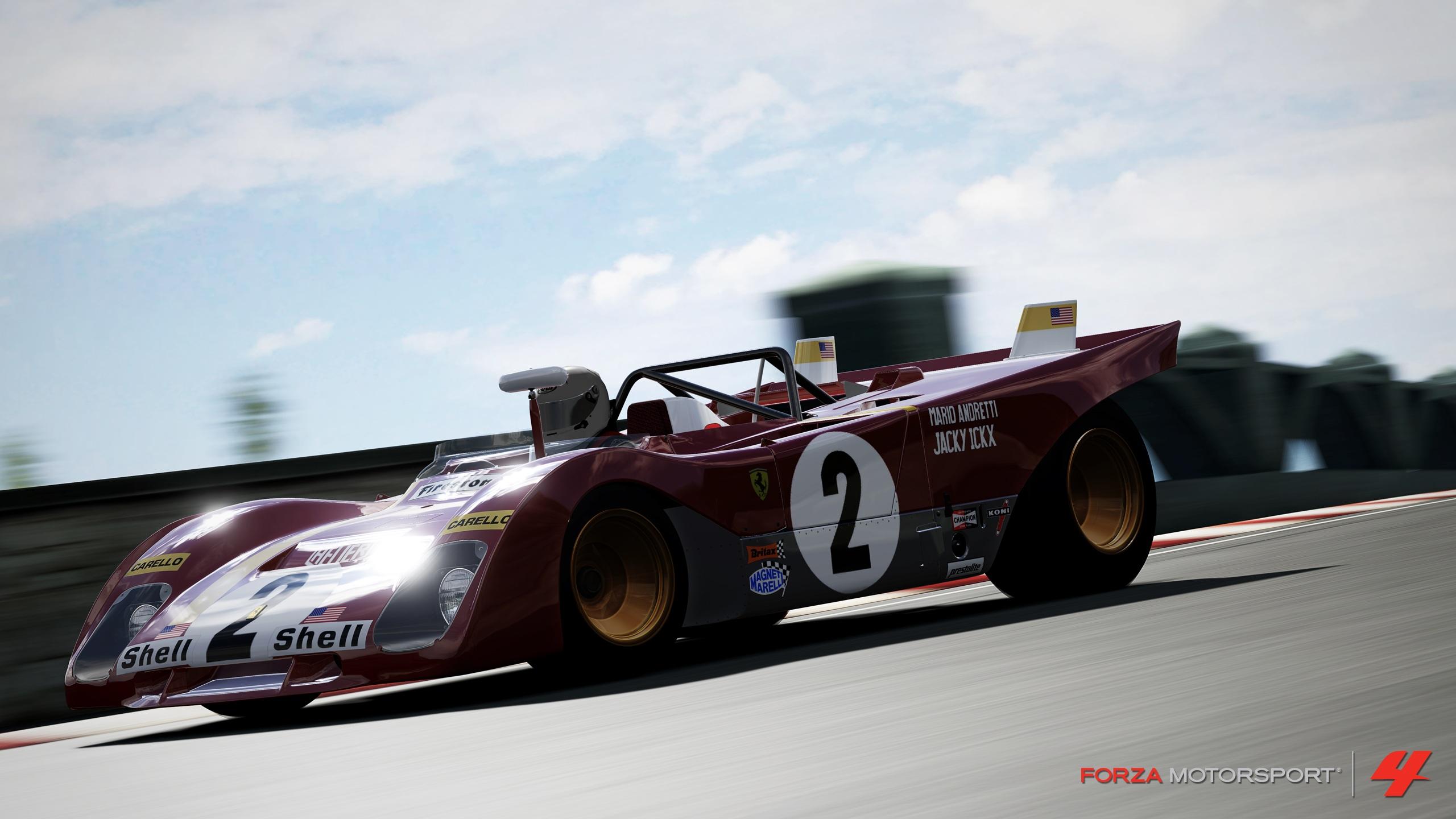 Forza Motorsport 4/March Pirelli Car Pack