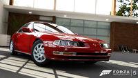 FM5 Honda Prelude Si