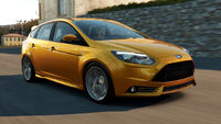 FH2 Ford Focus ST