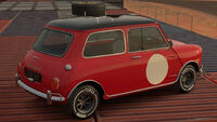 FH3 Cooper 65 HE Rear