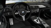 FH3 BMW M4 Interior