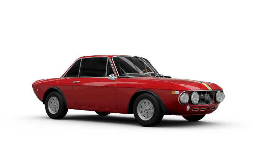 Lancia Fulvia Coupé Rallye 1.6 HF