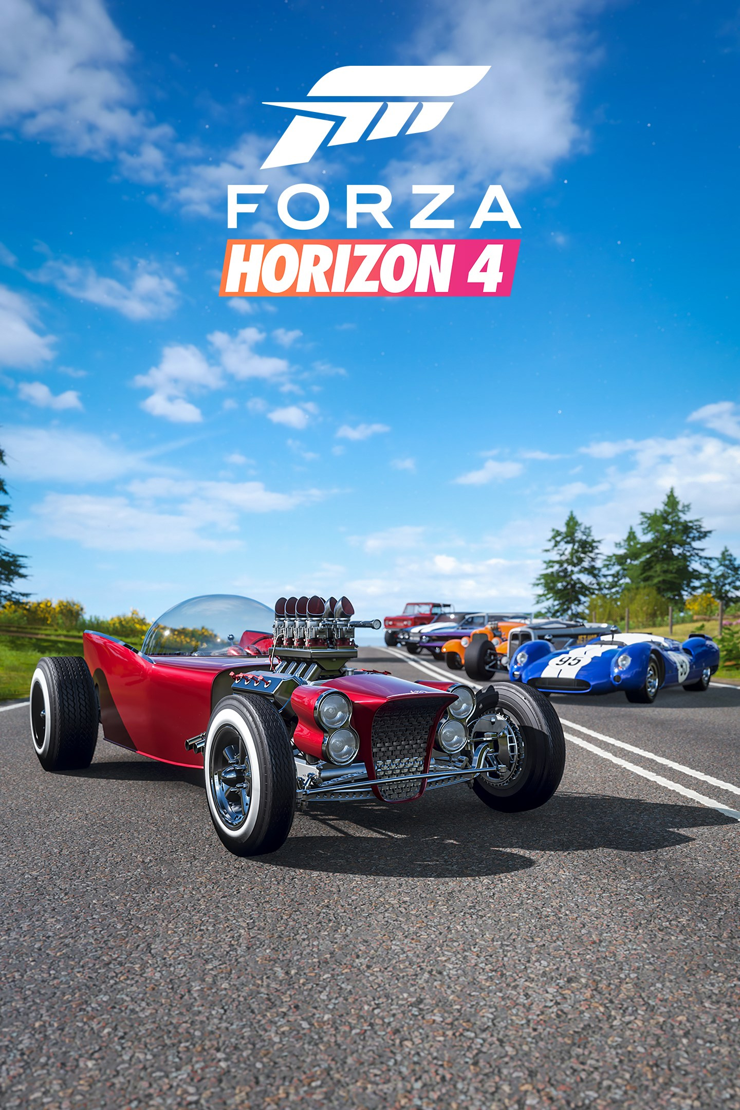 Forza Horizon 4/Barrett-Jackson Car Pack