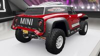 FH4 MINI JCW Buggy Rear