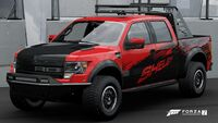 FM7 Ford Shelby Raptor Front