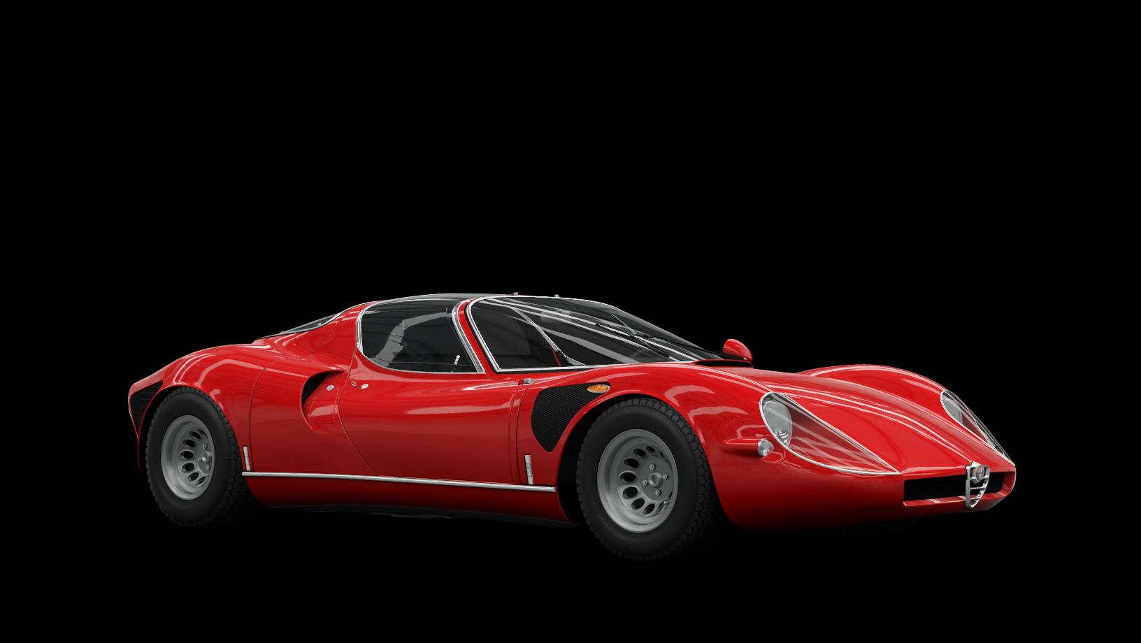 Alfa Romeo 33 Stradale Forza Wiki Fandom