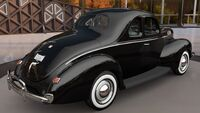 FH3 Ford De Luxe Coupe Rear