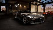 FS M-B AMG GT R Front