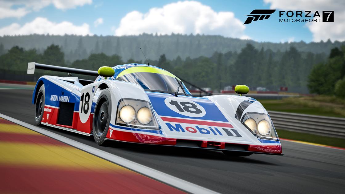 Forza Motorsport 7/August Update