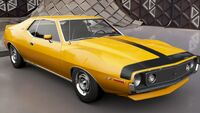 FH3 AMC Javelin Front